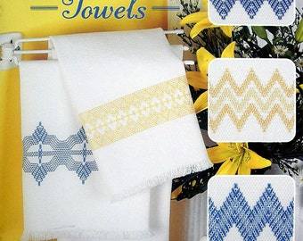 Easy Does It Swedish Weave Towels Book