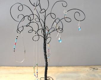 Jewelry Organizer, Tree Stand , Earring, Rings,Bracelets, Organizer, Display