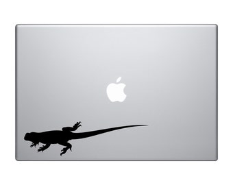 "Lizard 13"" Macbook Apple Laptop Decal"