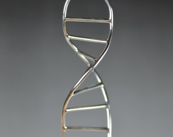 Sterling Silver DNA Pendant
