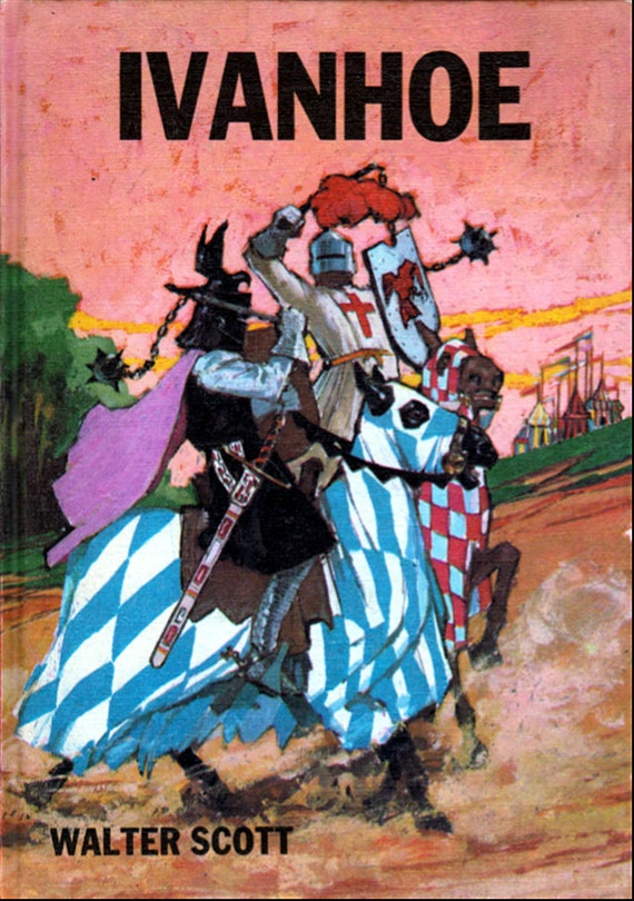 the theme of strength in ivanhoe a novel by sir walter scott Scott begins the novel by setting out the ivanhoe by sir walter scott legal or illegal, the strength of a part of the population which was justly.
