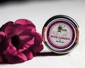 Rose Lip Balm - Herbal Aromatherapy Salve chapped lips salve balm lip butter essential oils all natural