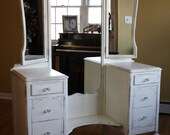 Early 1900's One-of-a-Kind Vanity-RESERVED FOR LYNDSAY