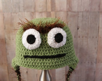 Oscar The Grouch Hat - Sesame Street Hat
