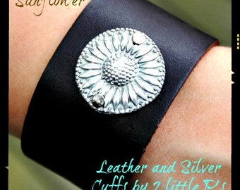 LEATHER AND SILVER