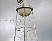 Lucky Strike Gray Sky- Downtown Durham,North Carolina-American Tobacco-multiple Sizes Available-Fine Art Photography