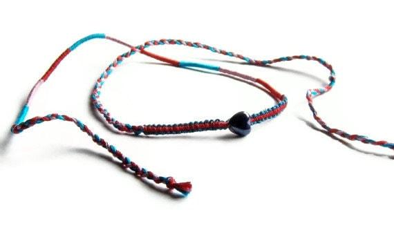 Bisexual pride jewelery