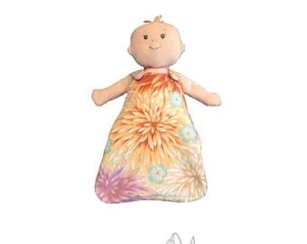 Reversible Nap Sack Digital PDF Pattern - Baby Stella Size