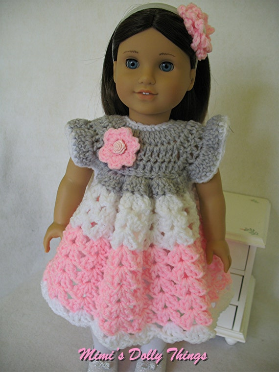 Crochet Patterns Doll Clothes : Unavailable Listing on Etsy