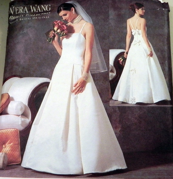 patron de couture sans manches robe de mari e par. Black Bedroom Furniture Sets. Home Design Ideas