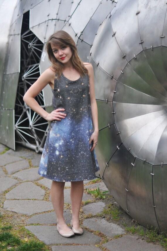 Vela - The Everyday Space Dress.