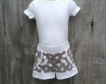 Sailor shorts, girls shorts, infant shorts, teen sailor shorts