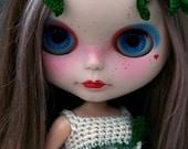 Bub Custom Blythe OOAK doll