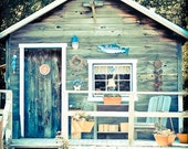 Cottage / Alaska / Hope, Alaska / Outdoor Photography / Rustic / Vacation / Nature Lover / Green
