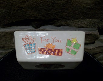 A Gift for You Candle Loaf Pan