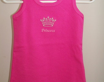 Princess Toddler Dress - 12-18 mos