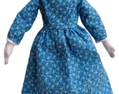 Antique, Vintage Style Cloth Doll Pattern