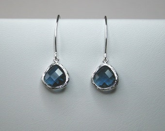 Montana blue earrings