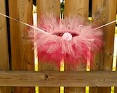 Pretty Pink Tutu Skirt / Ultra Fluffy Tutu for Babies and Little Girls