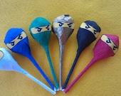 Ninjago / Ninja 18 LolliPops