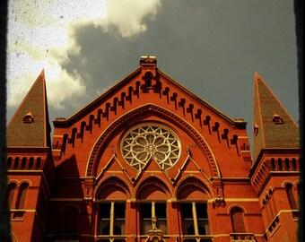 Music Hall in Cincinnati