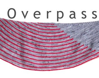 Overpass Kit - Stunning Superwash Fingering Weight - 100% Superwash Merino