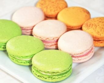 Gourmet French Macaron - 2 dozen (4 flavors)
