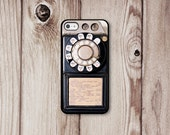 Old Phone iPhone Case - iPhone 6 - iPhone 5 - iPhone - iPhone 4s - iPhone Cover - Custom Phone Cases by Zoe Madison (284)