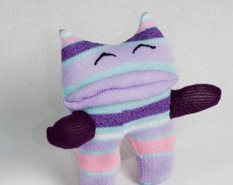 Sock Monster | Baby-safe | sock creature | Zabby Zan