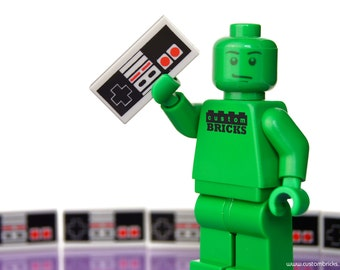 80's Minifigure Gaming Controller