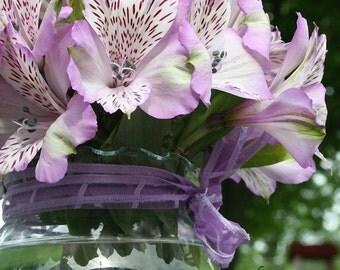 Purple Floral Fine Art 8x10 Photography Print