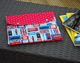 iPad/Tablet Case (London)