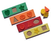 Busy Bag - Shape Puzzles