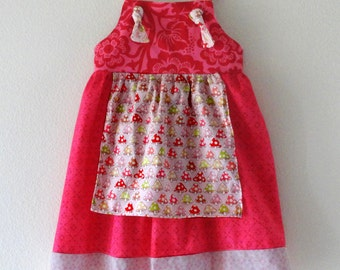 Girls Summer Knot Dress 2 dresses for the price of 3 Sale Infant and Toddler Dresses