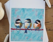 Blank Note Cards - Choose Your Image - Set of 6 with Envelopes