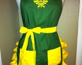 Hyrule Embroidered Apron