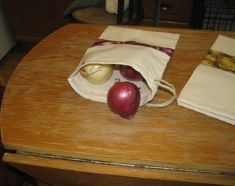 Onion or Potato Storage Bag