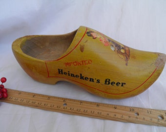 Heineken's Beer Promo Dutch Shoe