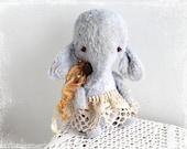 Artist Teddy Elephant Shirly 7 inch