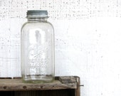 ball mason jar - classic vintage farmhouse style kitchenwares or home decor - tribute212