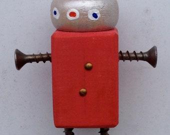 Mini Robot Magnets