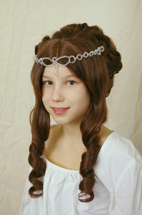 Cinderella Little Princess Wig Aschenbr 246 Del Per 252 Cke Also