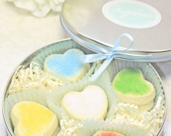 Gourmet Shortbread Cookies, Edible Gift Basket