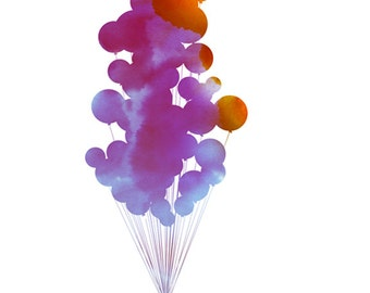 To The Sky  (Up, Ballons, Sun)