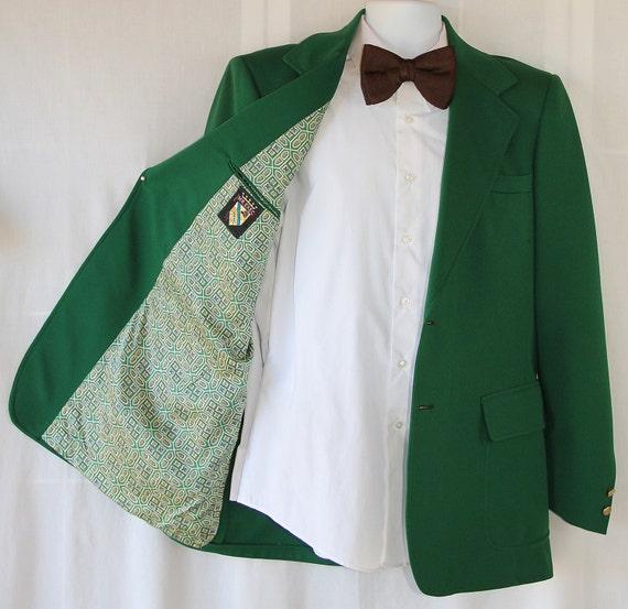 St Patrick's Day / Sport Coat / Jacket / Blazer / Mens /
