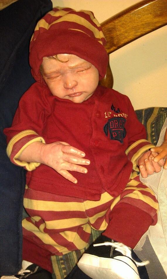 Introducing A Joan Mitchell Reborn Baby John Luke