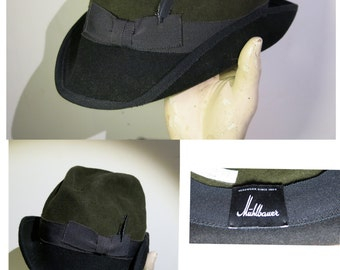 SALE MUHLBAUER hat vtg dead stock