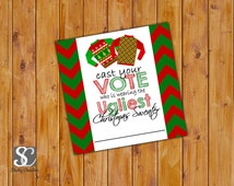Popular Items For Voting Cards On Etsy
