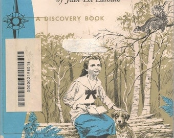 Rachel Carson Who Loved the Sea A Discovery Book - Jean Lee Latham - Victor Mays - 1973 - Vintage Book