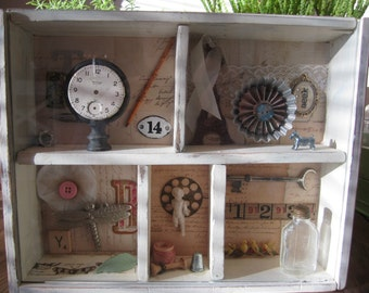 Assemblage Of Vintage Treasures